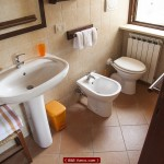 Nord Oasi: bagno